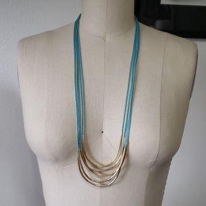 ANN TAYLOR LOFT multistrand necklace